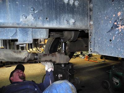 Driveline Repair
